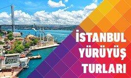 İstanbul Yürüyüş Turları