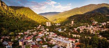 Afyon Çıkışlı Baştan Sona Karadeniz Yaylalar ve Batum Turu / 7 Gece Otel Konaklaması