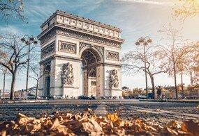 Benelux - Paris Turları Türk Havayolları İle (LUX-LUX)