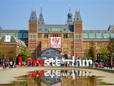 Amsterdam Turu Anadolu Jet Hava Yolları İle 29 Ekim Özel
