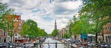 Amsterdam Turu Atlas Havayolları İle 3 Gece