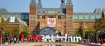 Amsterdam Turu Pegasus Hava Yolları İle 3 Gece 4 Gün