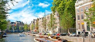 Amsterdam Turu Pegasus Havayolları İle 3 Gece