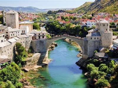 Balkanlarda 3 Ülke Tüm Çevre Gezileri Extra Turlar ve 1 Akşam Yemeği Dahil