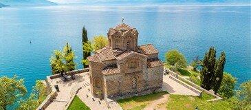 Balkanlarda 3 Ülke Türk Havayolları Seferi İle (Tiran - Priştine)