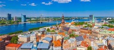 Baltık Polonya Ukrayna Turu Türk Havayolları İle (LWO-TLL)
