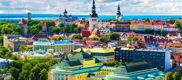 Baltıklar-Polonya-Ukrayna Turu 7 Gece 8 Gün Thy İle