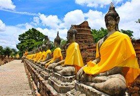 Bangkok - Pattaya Şok Promosyon 5 Gece (Sınırlı Sayıda!!)
