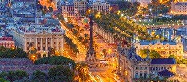 Barcelona Turu 28 Ekim Hareket 3 Gece 4 Gün