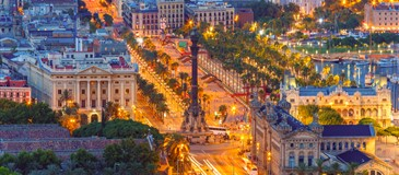 Barcelona Turu Yılbaşı Özel Thy İle 3 Gece