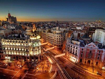 Madrid - Valencia - Barcelona Turu Pegasus Havayolları İle (MAD-BCN)
