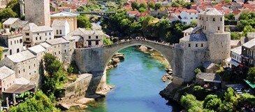 Baştanbaşa Balkanlar Onur Havayolları ile Ekstra Turlar ve Akşam Yemekleri Dahil