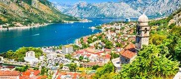 Baştanbaşa Balkanlar Turu Anadolu Jet - Türk Hava Yolları İle Ekstra Turlar ve Akşam Yemekleri Dahil (PRN-PRN)