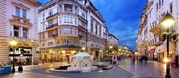 Belgrad Turu 28 Ekim Hareket 3 Gece 4 Gün
