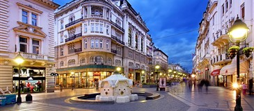 Belgrad Turu Pegasus Havayolları ile Yılbaşı Özel