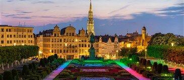 Benelux Paris - Normandiya ve Mont Saint Michel Turu Türk Havayolları İle 7 Gece (LUX-LUX)