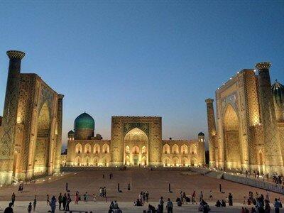 Bir Doğu Masalı Özbekistan Turu Thy İle 5 Gece
