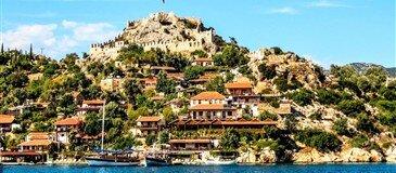 Bursa Çıkışlı Ege Akdeniz Turu / 7 Gece Otel Konaklaması
