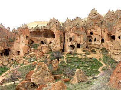Bursa Çıkışlı Kapadokya Turu / Cuma Akşamı Hareket 1 Gece Otel Konaklaması