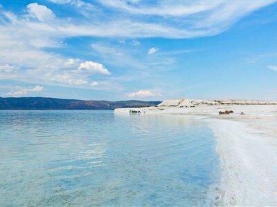 Bursa Çıkışlı Salda Gölü Sagalassos Pamukkale Turu / 2 Gece Otel Konaklaması