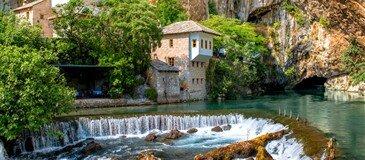 Büyük Balkanlar Turu Ekstra Turlar, Çevre Gezileri ve Akşam yemekleri Dahil