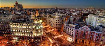 Büyük İspanya Turu Pegasus Havayolları İle ( MAD - BCN)
