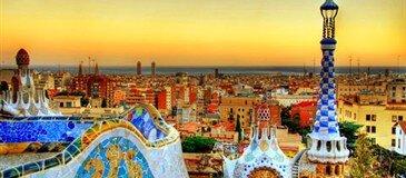 Büyük İspanya ve Lizbon Pegasus Hava Yolları İle (MAD - BCN)