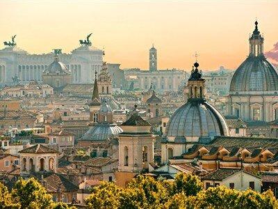 Büyük İtalya Turu Ekstra Turlar ve Çevre Gezileri Dahil ( Roma - Milano )