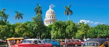 Büyülü Küba Turu Air France Havayolları İle