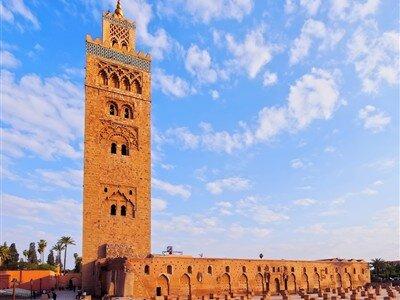 Casablanca - Marakkech TuruTürk Hava Yolları İle 4 Gece