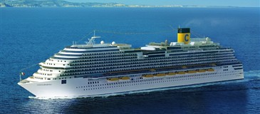 Costa Diadema İle Uzun Akdeniz - İsrail - Mısır Turları