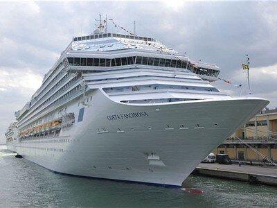 Costa Fascinosa İle Akdeniz Turları 10 Gece