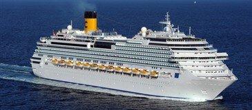 Costa Favolosa İle İskandinavya - Baltık Turları 2 Temmuz Hareket