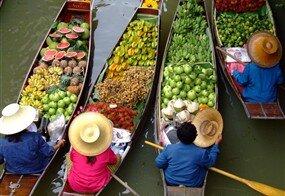 Bangkok - Phuket Turları Emirates Hava Yolları İle