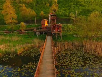 Günübirlik Güzeldere Şelalesi Efteni Gölü Topuk Yaylası Turu