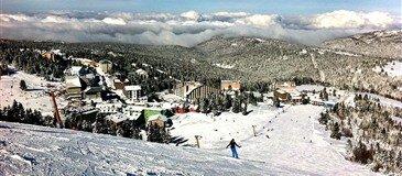 İzmir Çıkışlı Bursa Uludağ Kayak Turu / 1 Gece Otel Konaklaması
