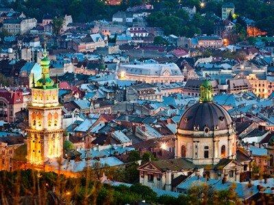 Lviv Turu 3 Gece 4 Gün Skyup Havayolları İle Kış Promosyon