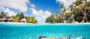 Maldivler Turu 5 Yıldız Royal Island Resort 6 Gece Etihad Havayolları İle