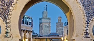 Marrakech - Casablanca Turu Türk Havayolları İle (RAK-CMN)