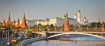 Moskova - St. Petersburg Turu Türk Havayolları İle 5 Gece (VKO-LED)