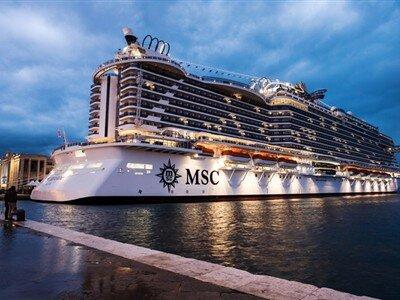 Msc Seaside İle Batı Akdeniz 7 Gece