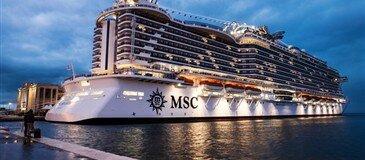 Msc Seaside İle Karayipler