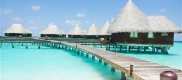 Münferit Maldivler Turu 6 gece Malahini Kuda Bandos Resort THY ile
