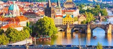 Orta Avrupa Turları 2020 THY ile Sabiha Gökçen kalkışlı Gündüz Extra Turlar Dahil