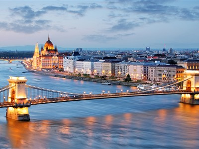 Orta Avrupa Turu Thy İle 6 Gece 7 Gün