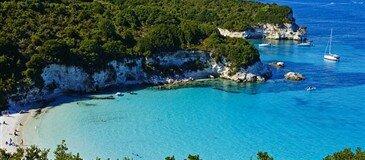 Parga & Korfu Adası Turu 29 Ekim Özel