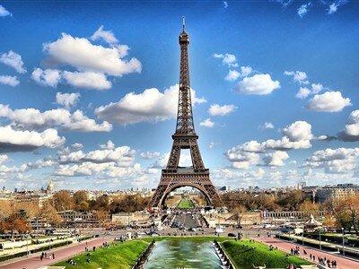 Paris - Disneyland Sömestre Dönemi 3 Gece 4 Gün