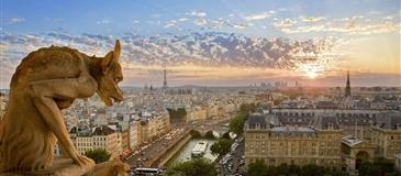 Paris Turu Pegasus Havayolları İle 3 Gece