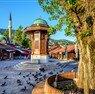 Saraybosna Turları Pegasus Hava Yolları İle