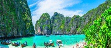 Phuket Turu Qatar Havayolları İle Süper Promosyon 7 Gece 8 Gün